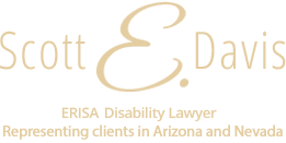 Scott Davis ERISA and Social Security Disability Lawyer